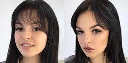 Wybory miss. Zobacz je przed i po makijażu!