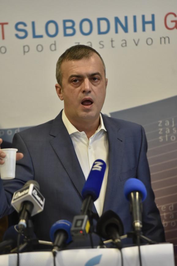 Sergej Trifunovic pokret slobodnih gradjana RAS foto Snezana Krstic (1)