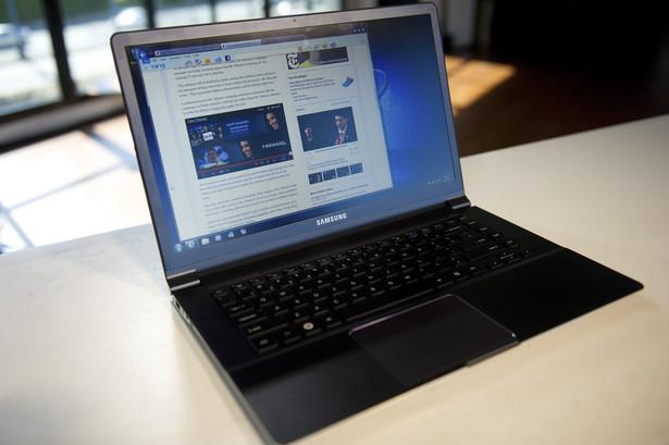 Laptop Samsung Serii 9