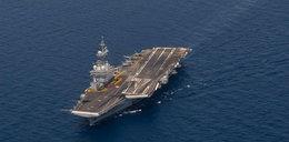 To już nie przelewki! Francja wysyła lotniskowiec na wojnę z Państwem Islamskim