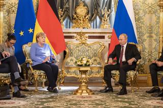 Merkel o Nord Stream 2: To nie jest projekt dwustronny, tylko europejski