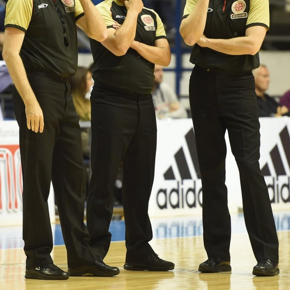 Košarkaške sudije moraće da imaju manekensku liniju
