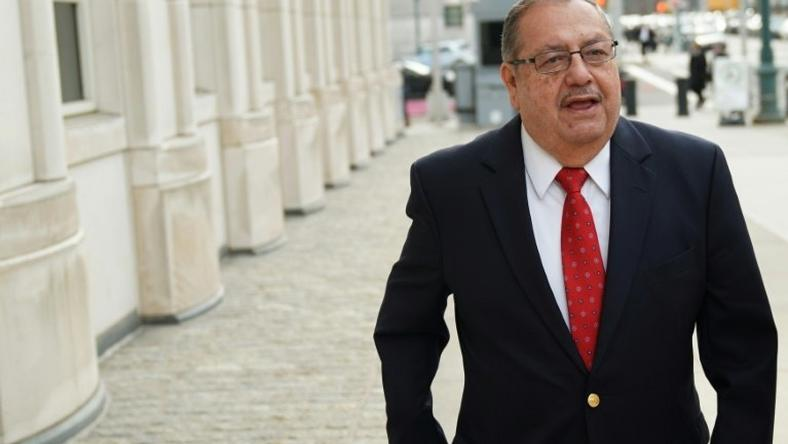 Ex-Guatemalan soccer chief and former FIFA executive committee member Rafael Salguero is sentenced to time served after pleading guilty to charges of conspiracy in the FIFA corruption scandal