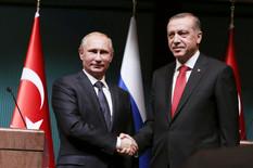 Putin i Erdogan možda izgledaju moćno, ali Rusija i Turska su zapravo na STAKLENIM NOGAMA