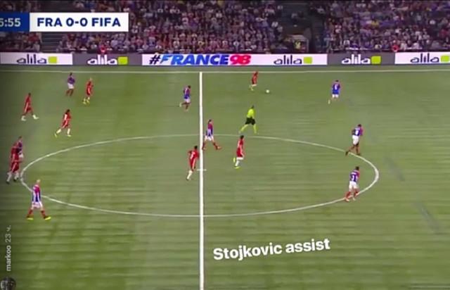 Podrška za oca: objava Marka Stojkovića na Instagramu