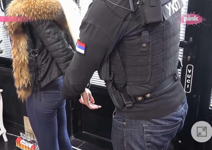 Hit tvit hapšenje Tijana Ajfon Mimi Oro
