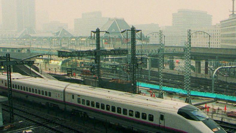 Superszybki pociąg Shinkansen