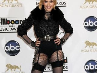 Madonna podczas rozdania Billboard Music Awards