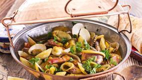 Cataplana - portugalski sposób gotowania, pamiątka po Arabach