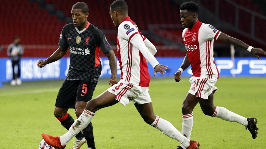 Ajax Amsterdam - Liverpool FC