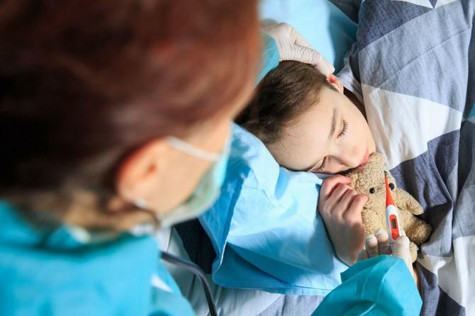Toksični šok i Kavasakijeva bolest zabeležena kod dece