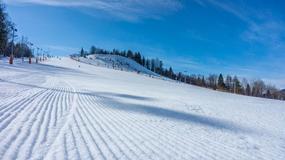 Ruszają trasy narciarskie na Palenicy w Szczawnicy
