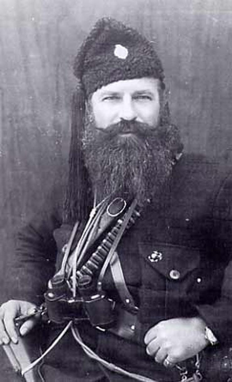 Nikola Kalabic portret