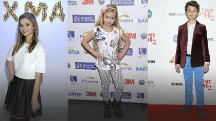 31beae1b1b47be Najpopularniejsze polskie dziecięce gwiazdy - Dziecko