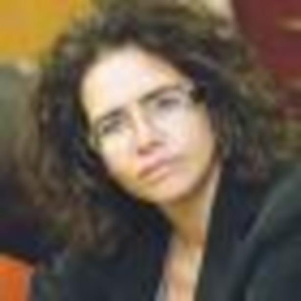 """""""Rozmowy (UKE z TPSA) trwały do późnych godzin piątkowych, ostatecznie zawarliśmy kompromis na 15 kwietnia"""" - powiedziała Streżyńska. Fot. GP"""