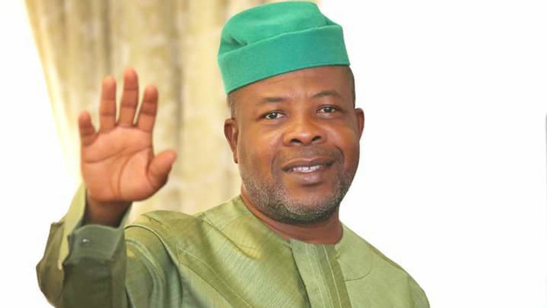 Gov Ihedioha Emeka of Imo State says he inherited a state in ruins [PUO Reports]
