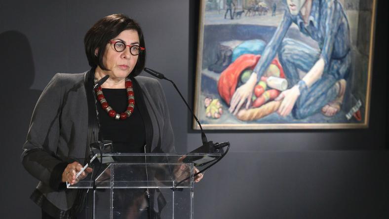 Ambasador Izraela Anna Azari
