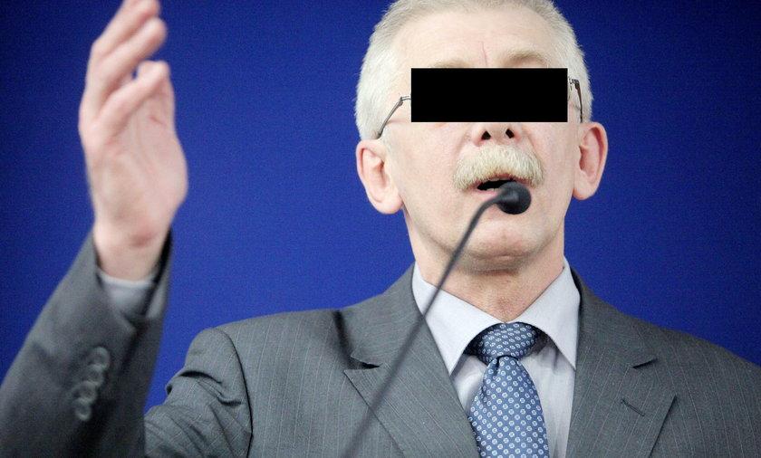 Mirosław S., wiceprezydent Częstochowy zatrzymany!
