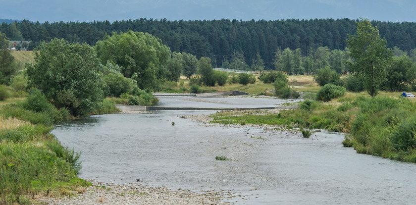 5-latek wpadł do rzeki. Uratował go pogranicznik