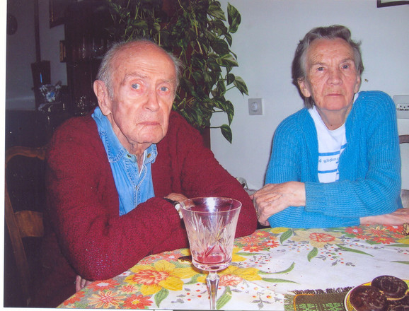 Spojilo ih letenje: Mihajlo i Ljudmila Jovanović