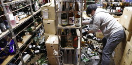 Silne trzęsienie uderzyło w Japonię