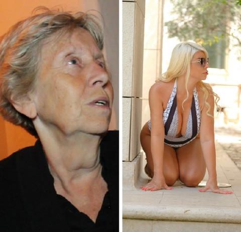 NAPALA GLUMCE, A PODRŽAVA GOLOTINJU: Šokiraće vas šta je Eva Ras rekla o PORNO FOTKAMA DARE BUBAMARE
