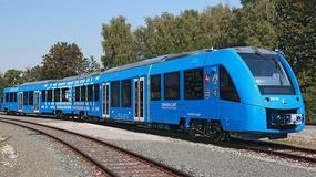 Niemcy testują wodorowe pociągi