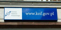 Kto zastąpi szefa KNF?
