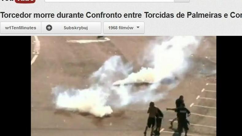 Zamieszki w Brazylii