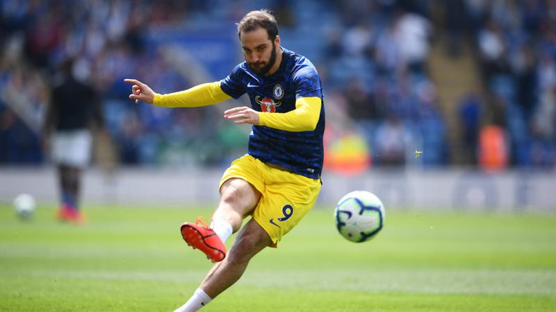 Gonzalo Higuaín /Fotó: Getty Images