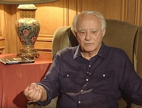 Muharem Pervić, otac Igora Pervića