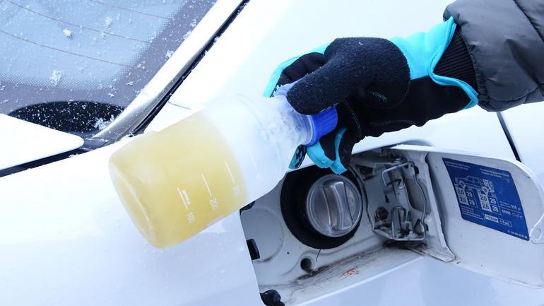 Zimowe problemy z paliwem? Kto nie chce, ten ich nie ma!