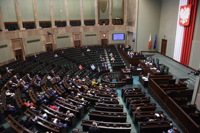 Sejm odrzucił wniosek o wotum nieufności wobec Ziobry
