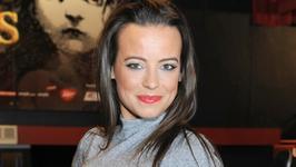Anna Mucha bez grama makijażu pozdrawia z prób teatralnych