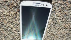 Porównawczy crash-test Samsung Galaxy S III vs. iPhone 4s