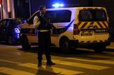 Francuska policija EPA ETIENNE LAURENT