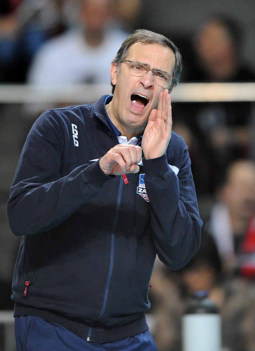 Daniel Castellani trenerem polskich siatkarek?