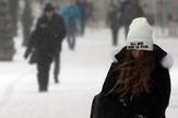 Sneg, Zima, Smederevo, Vetar, Košava