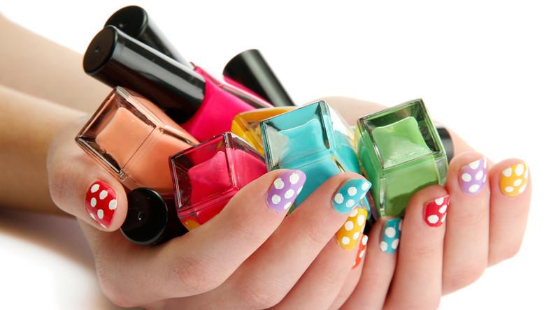 Jaki manicure będzie modny wiosną 2014