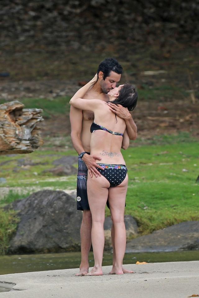 Kristen Wiig z partnerem