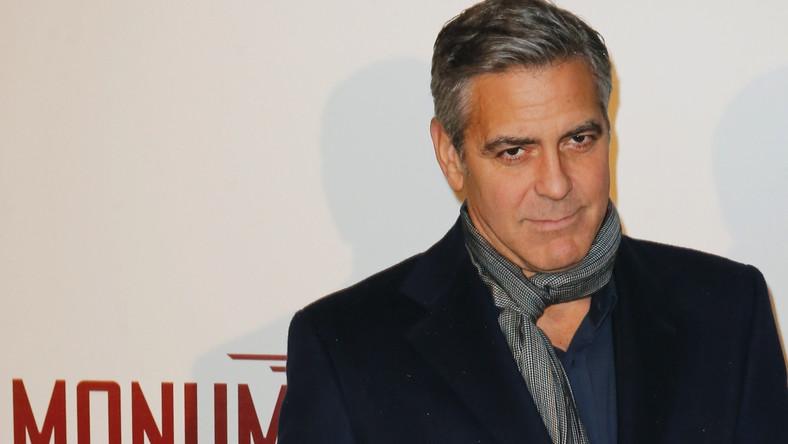 "George Clooney nakręci ""Hack Attack"""