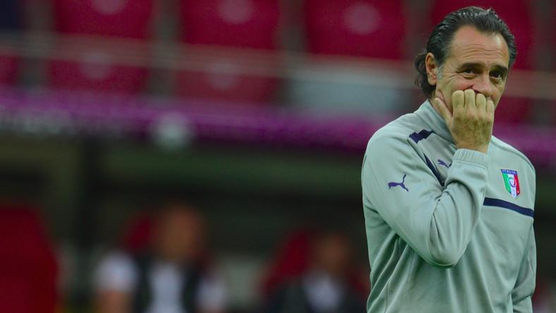 Prandelli: Nie wiem, jaki skład wystawię na mecz z Niemcami
