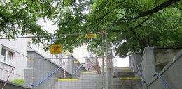 Zamkną schody na Wildzie?