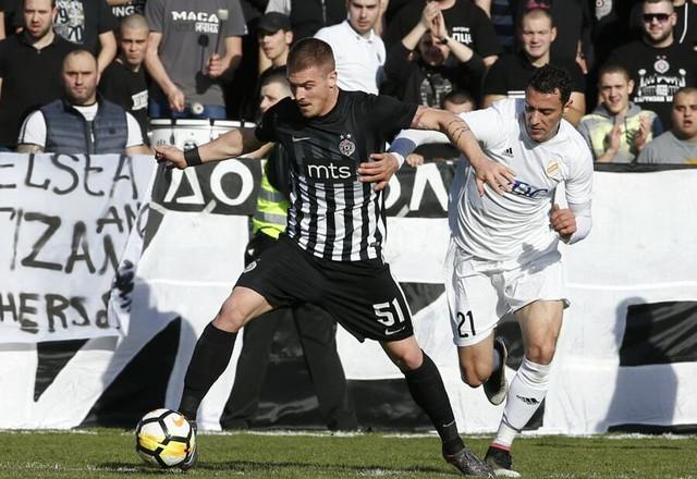 Ognjen Ožegović je potvrdio trijumf Partizana