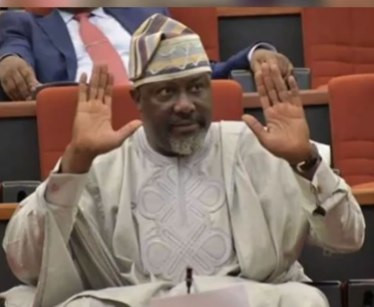 Senator Dino Melaye has had several run-ins with the authorities over the past one year