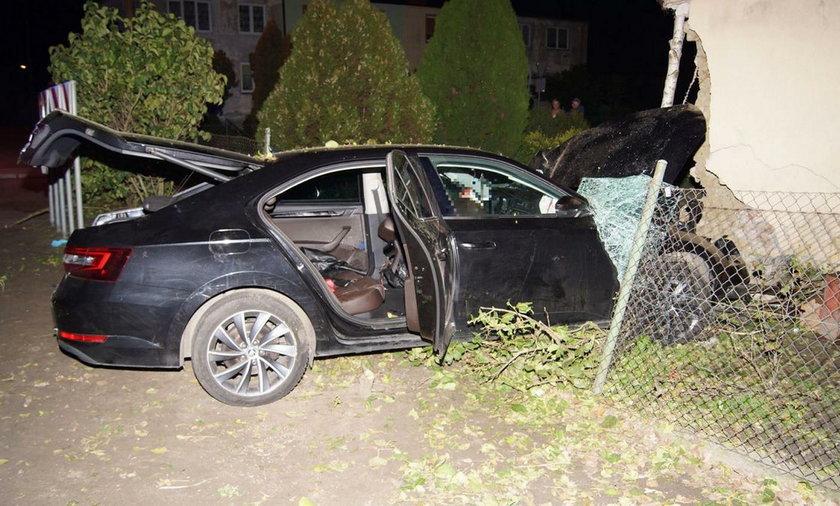 Kaja Jarecka została poszkodowana w wypadku w miejscowości Seroczki