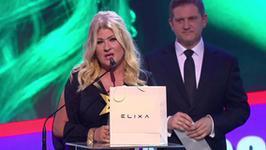 Beata Kozidrak nagrodzona Super Gwiazdą Plejady