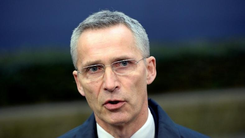NATO Secretary General Jens Stoltenberg said interference in elections was unacceptable amid claims Russia influenced the US vote