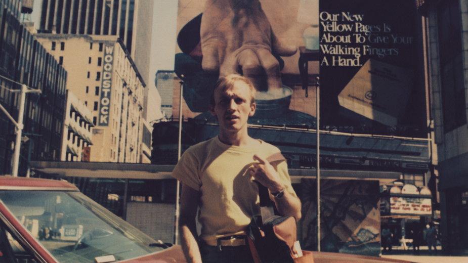 Artur Barciś w Nowym Jorku, 1986 [z archiwum autora]