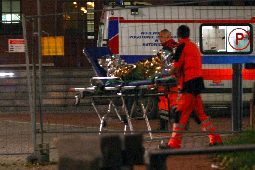 Pogarsza się stan poparzonych górników po wypadku w KWK Mysłowice-Wesoła